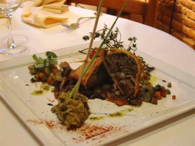 Phitiviers de Canard - Restaurant la Table du Barry Gratentour