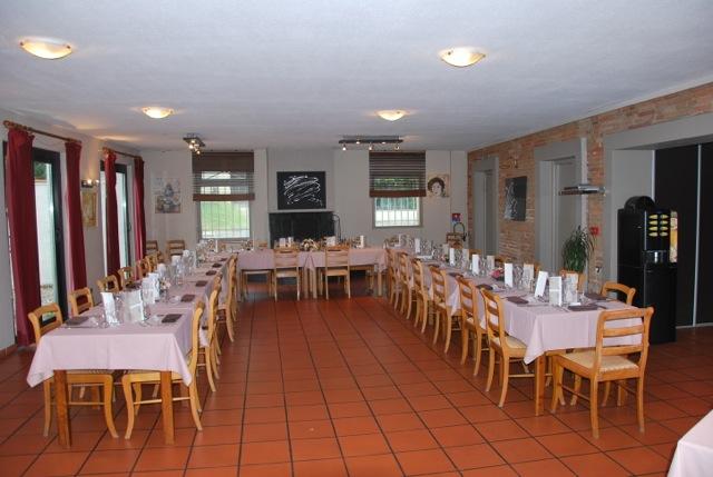 Repas de Groupes - Hôtel Restaurant le Barry Toulouse